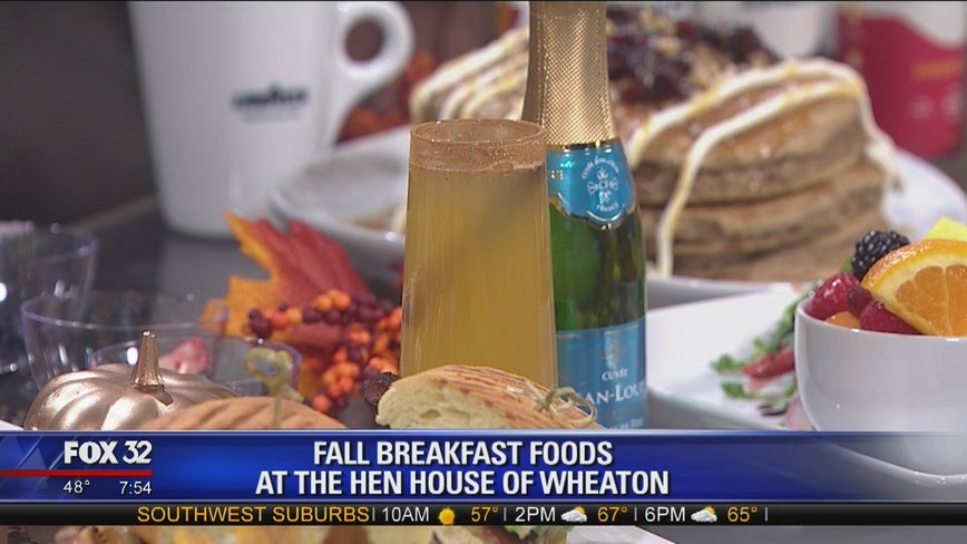The best fall breakfast foods at The Hen House in Wheaton