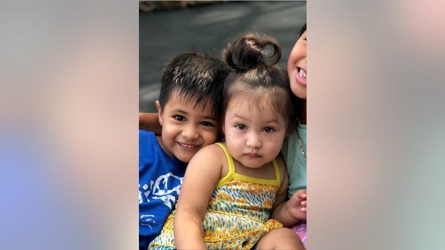 Amber Alert issued for mother, two children abducted in Georgia