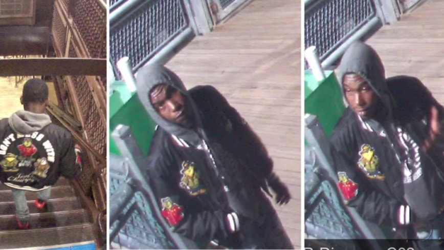Man wanted in connection with strong armed robbery near Quincy Brown Line station: police