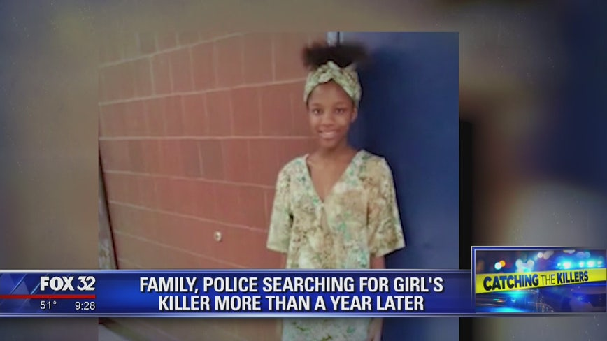 Catching the Killers: Mom of 12-year-old girl gunned down just wants justice