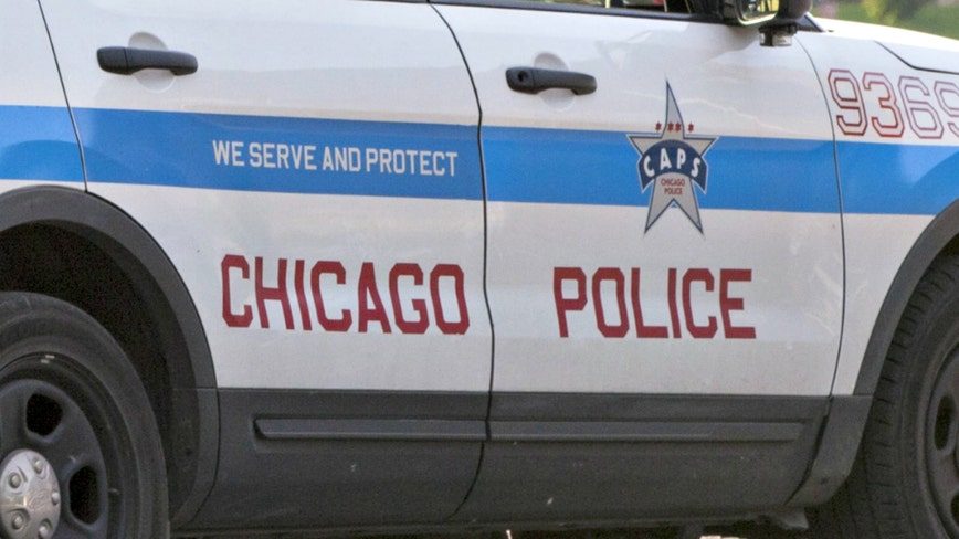 Police officer hurt with minor injuries in squad car crash in Little Village
