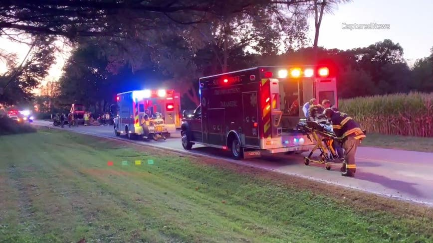 22-year-old cited in hayride crash that injured 11