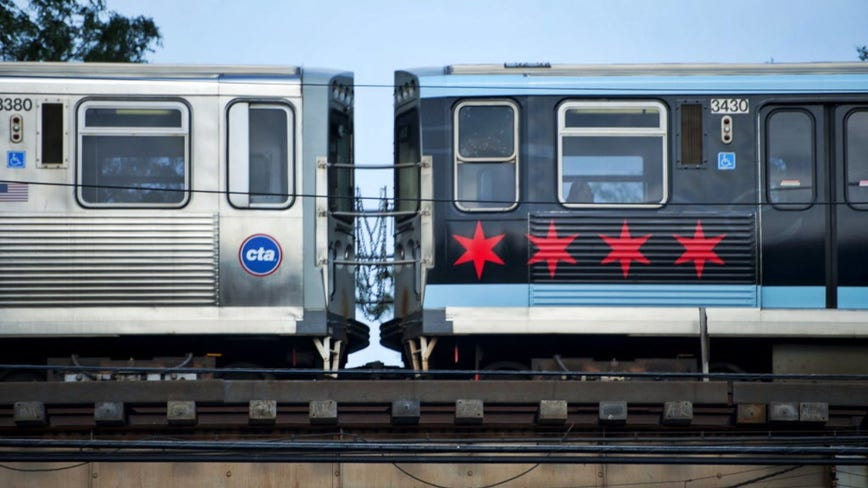 CTA service resumes, bypassing stops in the Loop