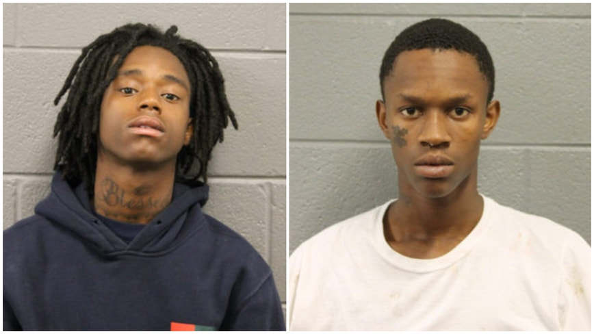 3 charged in Jefferson Park carjacking; 2 kids were in backseat
