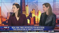 New York Times reporters talk about new book 'The Education of Brett Kavanaugh'