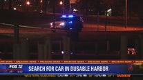 Missing person search leads police to vehicle in DuSable Harbor