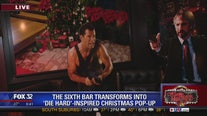 'Die Hard' pop-up bar settles into Lincoln Square for the holidays