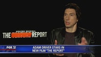 Adam Driver talks about upcoming docudrama 'The Report'