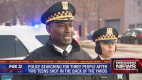 2 Chicago high school students shot, 1 in 'grave' condition, in Back of the Yards