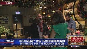 Hush Money gets in the holiday spirit with 'Mistletoe' pop-up bar in Wrigleyville