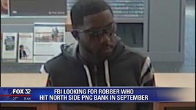 Chicago's Most Wanted: North Side PNC Bank Robber