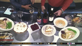 Pairing the appropriate wine with your Thanksgiving feast