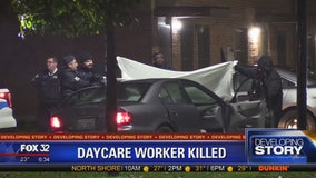 Daycare worker killed by gunfire coming home from work