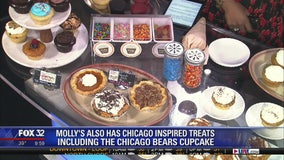 Savor the sweet treats of Thanksgiving with Molly's Cupcakes