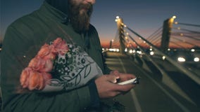Months later, thousands of people reportedly received undelivered text messages sent around Valentine's Day