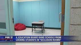 Gov. JB Pritzker's order restricts 'timeout' rooms in schools