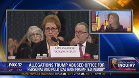 Televised hearings for impeachment inquiry to resume next week