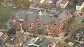 Carbon monoxide leak prompts hazmat response at Burnside Elementary Scholastic Academy