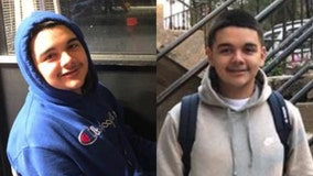 Missing 14-year-old boy found near Lower West Side home