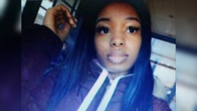 Woman, 18, missing from Bronzeville found safe