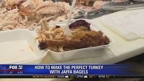 How to make the perfect turkey with Jaffa Bagels