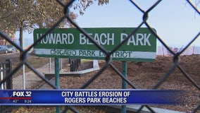 City battles erosion of Rogers Park beaches