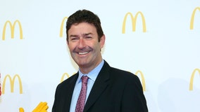 McDonald's CEO leaving company after having consensual relationship with employee