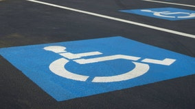 Illinois officer fined $350 for illegally parking patrol car in handicapped space