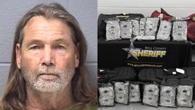 190 pounds of pot found in California man's RV during Chicago-area traffic stop: sheriff
