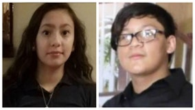 Missing 14-year-olds from SW Side found safe