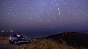 'Unicorn' meteor shower could cause spectacular, rare outburst of visible meteors Thursday night