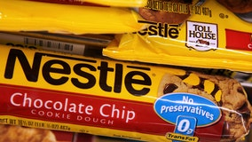 Nestlé recalls ready-to-bake cookie dough products due to potential presence of foreign material