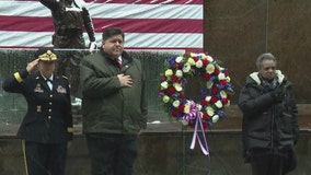 Veterans remembered in ceremony at Soldier Field