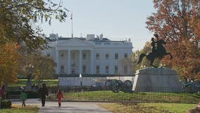 All clear at White House, US Capitol after reported airspace violation over DC prompted lockdowns