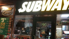 Burglars shatter Palos Park Subway restaurant window, steal register