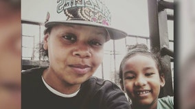 Family of woman hit by CPD car says she's fighting for her life