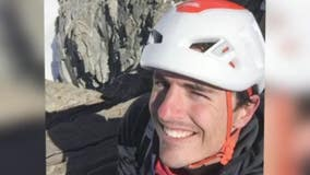 Renowned US rock climber Brad Gobright dies after falling 1,000 feet