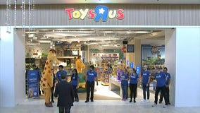It's back: Toys R Us reopens its first store in New Jersey