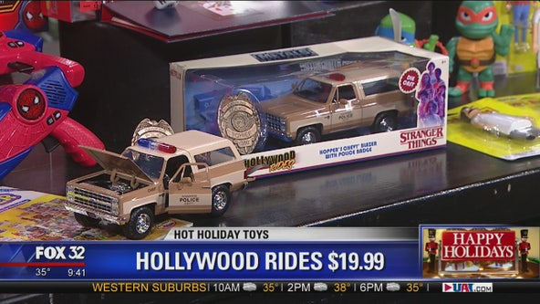 Ultra-popular toys that are flying off the shelves this holiday season