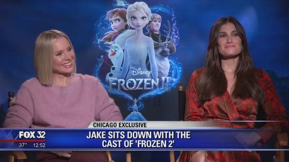 Stars of 'Frozen 2' talk about much-awaited 2nd installment