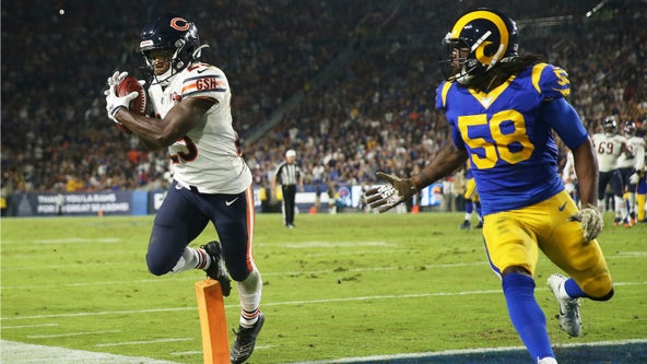 Rams ground out 17-7 win over Bears