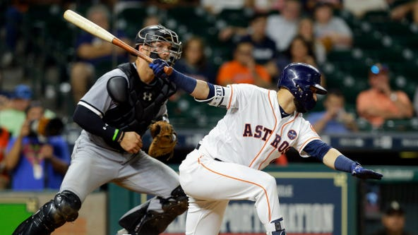 Video shows how Houston Astros were allegedly stealing signs against White Sox