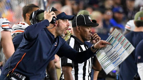 Struggling Chicago Bears left with little hope after losing to Rams