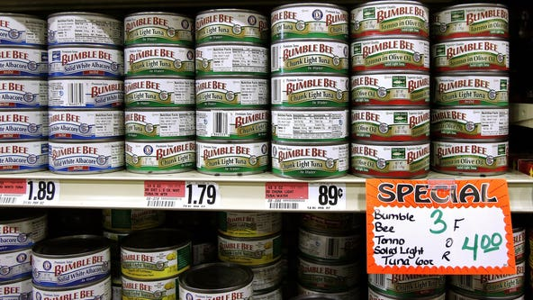 Bumble Bee tuna on the hook for bankruptcy and possible sale
