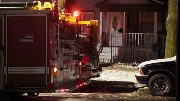 19 displaced in Brighton Park fire