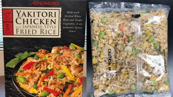 Recall Alert: 86 tons of chicken fried rice may have plastic bits in it