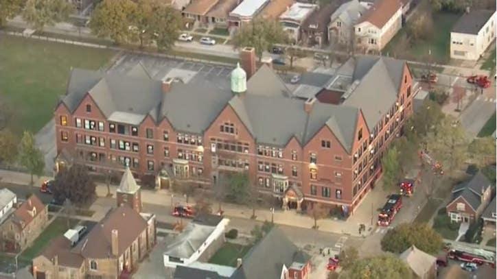 Carbon Monoxide Leak Prompts Hazmat Response At Burnside