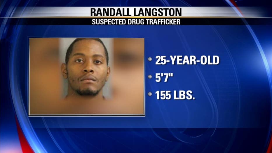 Chicago's Most Wanted suspect Randall Langston