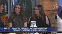 Wish Upon a Wedding grants vow renewals, weddings to couples facing serious illness