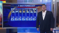 Morning forecast for Chicagoland on Dec. 15th